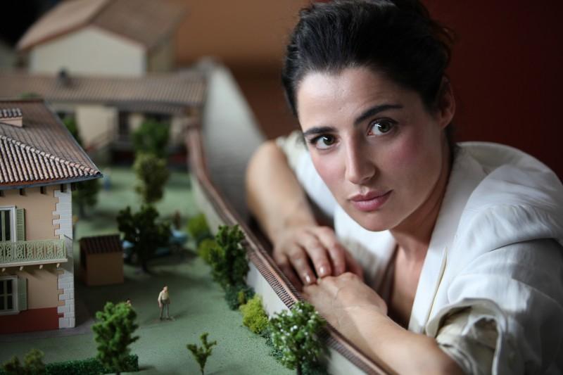 Luisa Ranieri in una immagine del film Immaturi