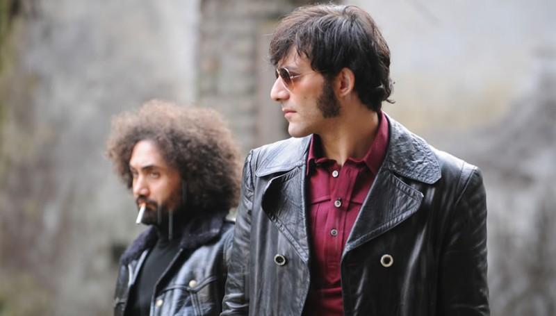 Nicola Acunzo e Filippo Timi nel film Vallanzasca - Gli angeli del male