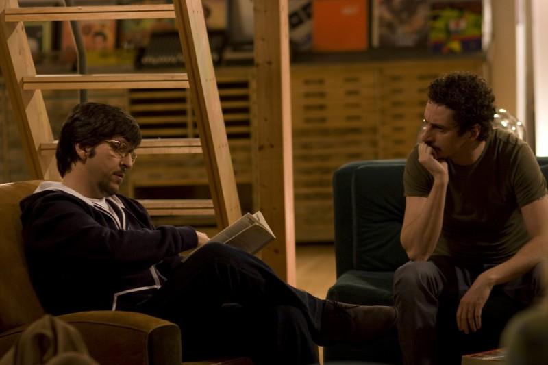 Ricky Memphis e Luca Bizzarri in una scena del film Immaturi