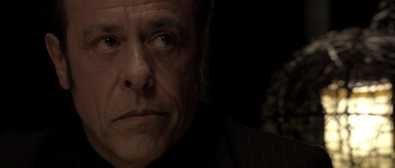 Antoine Coesens nel film Le Thanato