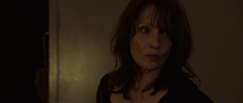 Chantal Lauby, protagonista femminile del film Le Thanato