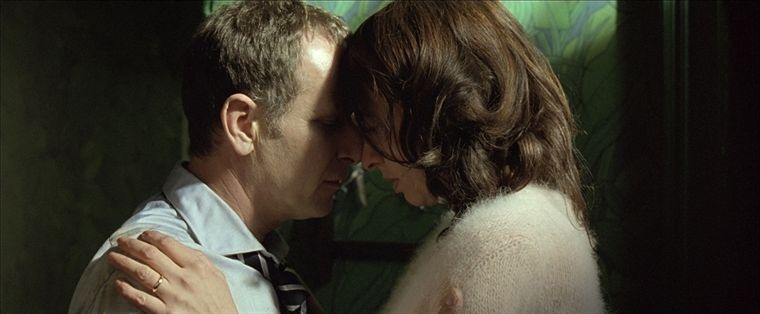 Charles Berling e Valérie Bonneton nel film Propriété interdite