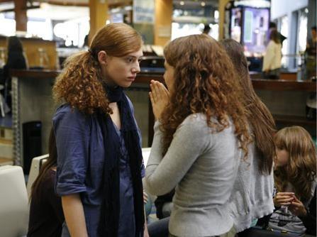 Irene Trullén in un'immagine del film Blog