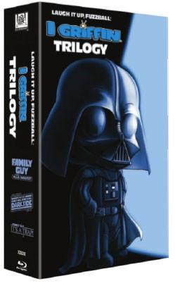 La copertina di I Griffin - La Trilogia (dvd)