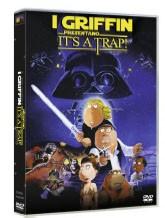 La copertina di I Griffin presentano It's a Trap (dvd)