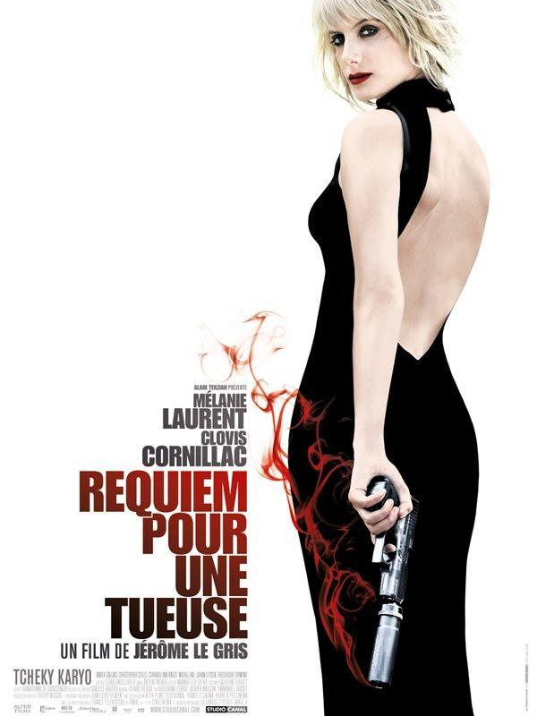 La locandina di Requiem pour une tueuse