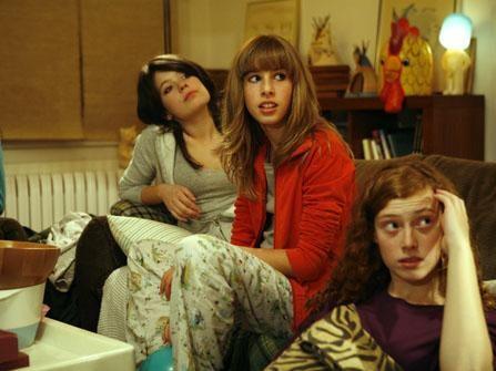 Le giovani protagoniste del film Blog