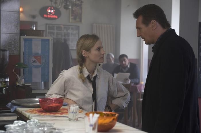 Liam Neeson e Diane Kruger in Unknown di Jaume Collet-Serra