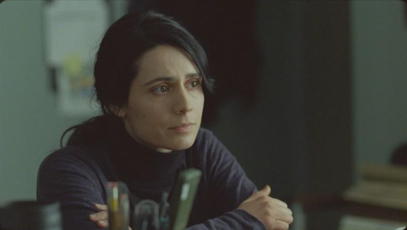 Mélissa Désormeaux-Poulin nel film La donna che canta