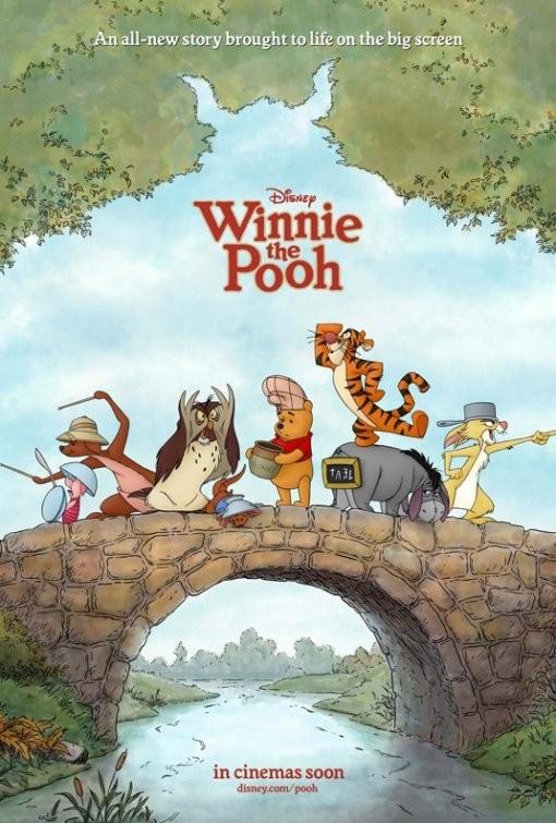 Nuovo poster per Winnie the Pooh