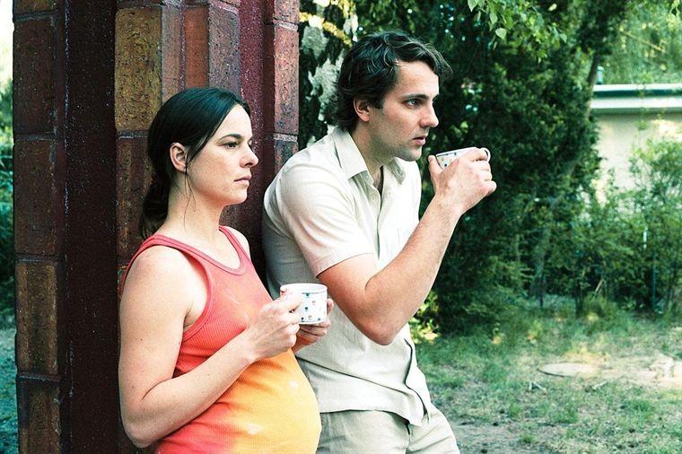 Stefan Rudolf e Annika Kuhl in coppia per il film Blessed Events