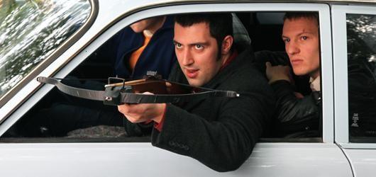 Un'immagine dal film britannico Neds (2010)