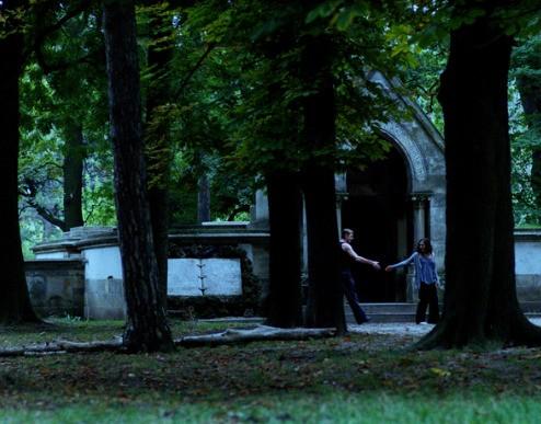 Un'immagine tratta dal film L'enfance d'Icare