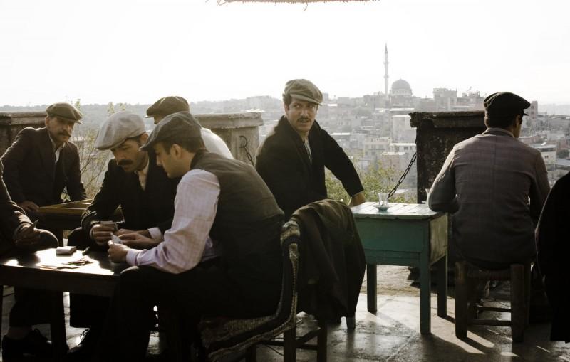 Una scena del film Almanya (2011)