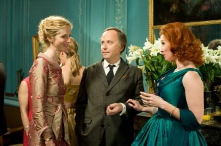 Una scena della commedia Les femmes du 6ème étage, diretto da Philippe Le Guay