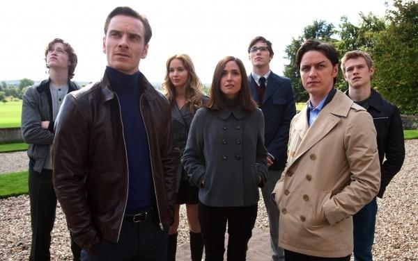 Ecco il gruppo degli interpreti di X-Men: First Class al completo