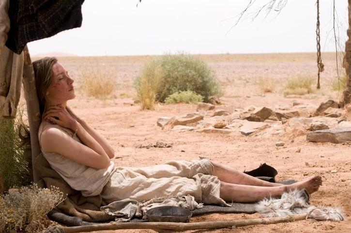 Saoirse Ronan nel film The Way Back