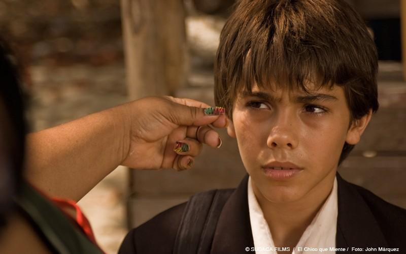 Una immagine di El chico que miente (The Kid Who Lies)