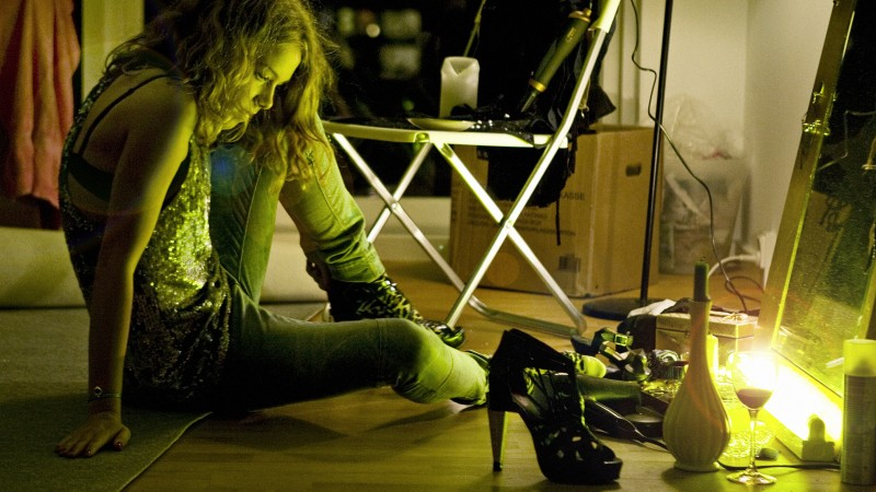 Una scena del film Rebounce (Frit Fald, 2011)