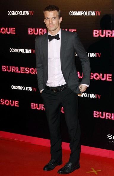 Cam Gigandet alla premiere madrilena di Burlesque
