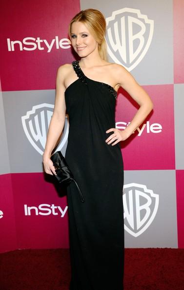 Kristen Bell al party dei Golden Globes 2011