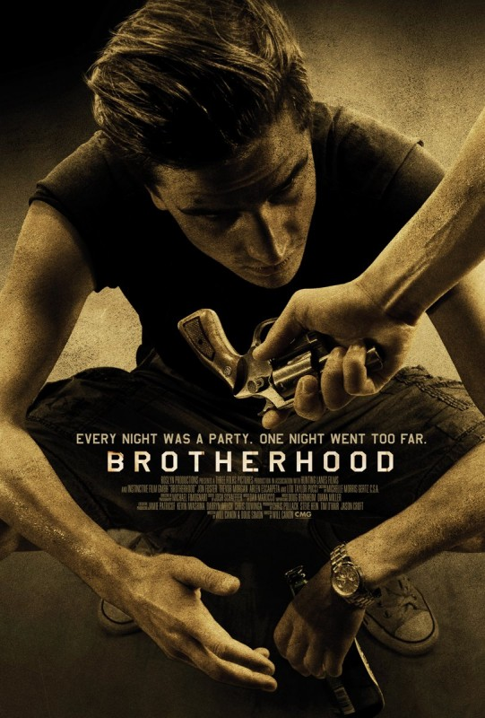 La locandina di Brotherhood