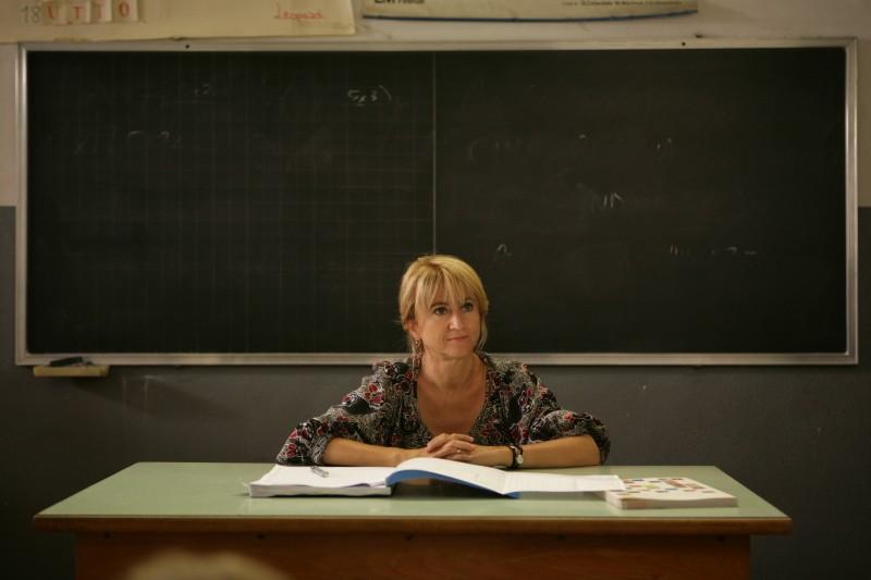 Luciana Littizzetto nella serie tv Fuoriclasse