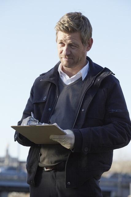 Nicholas Bishop nel pilot della serie Body of Proof