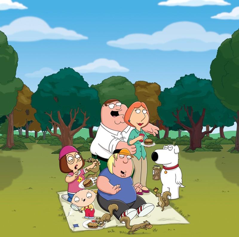 La famiglia Griffin per la stagione 9