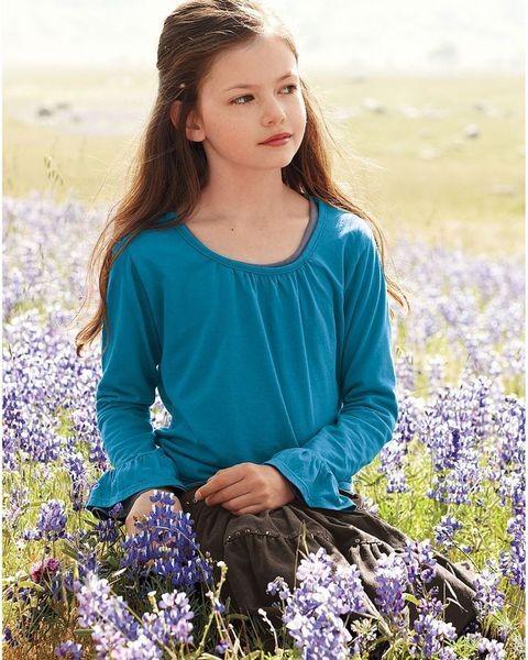 Mackenzie Foy  nei panni di Renesmee in The Twilight Saga: Breaking Dawn - Part 1