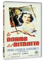 La copertina di La donna del ritratto (dvd)