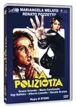 La copertina di La poliziotta (dvd)
