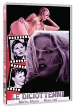 La copertina di Le diciottenni (dvd)