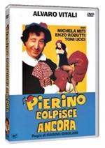 La copertina di Pierino colpisce ancora (dvd)