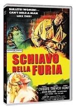 La copertina di Schiavo della furia (dvd)