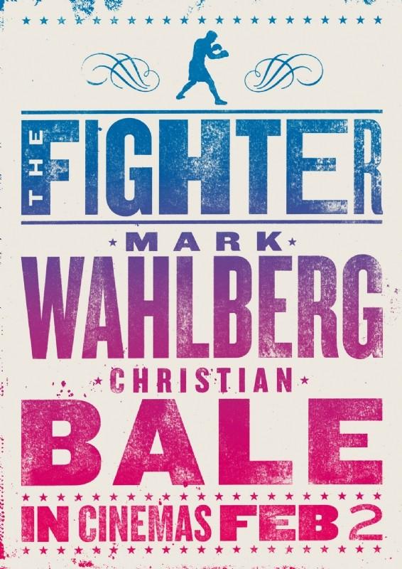 Colorato poster di The Fighter
