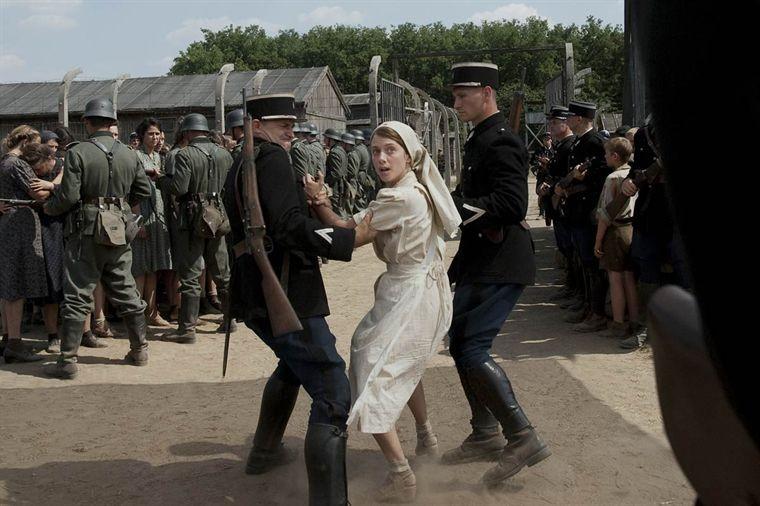 Mélanie Laurent in una scena del film Vento di primavera
