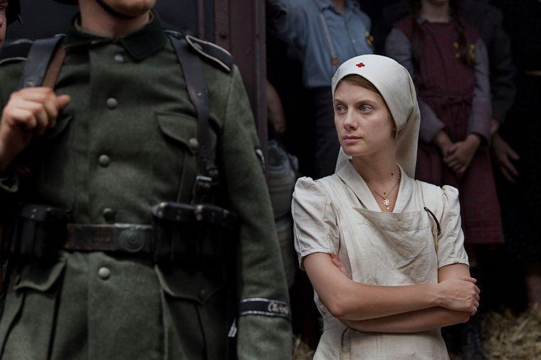 Mélanie Laurent tra i protagonisti del film Vento di primavera