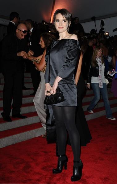 Winona Ryder a New York