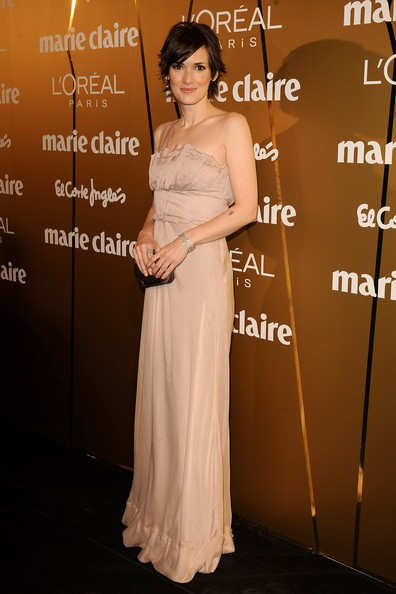 Winona Ryder nel 2008