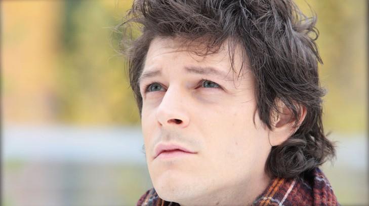 Andrea Bosca in un'immagine del film Febbre da fieno
