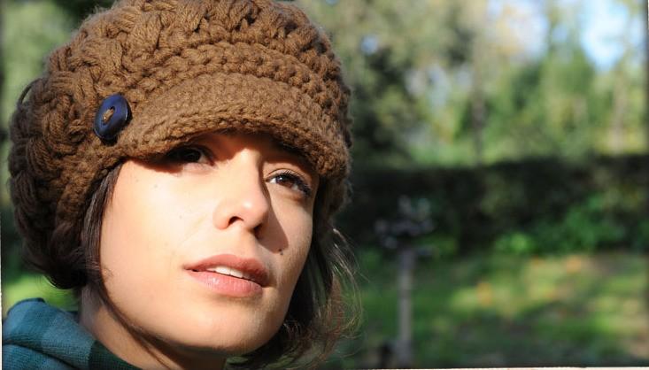 Diane Fleri in una scena del film Febbre da fieno