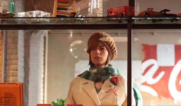 Diane Fleri nel film Febbre da fieno