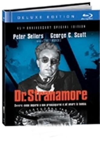 La copertina di Il dottor Stranamore - Collector's Edition (blu-ray)