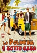 La copertina di La Polinesia è sotto casa (dvd)