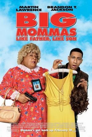 La locandina di Big Mommas: Like Father, Like Son