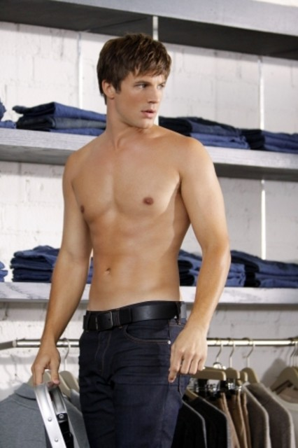 Matt Lanter nell'episodio How Much Is That Liam In The Window di 90210