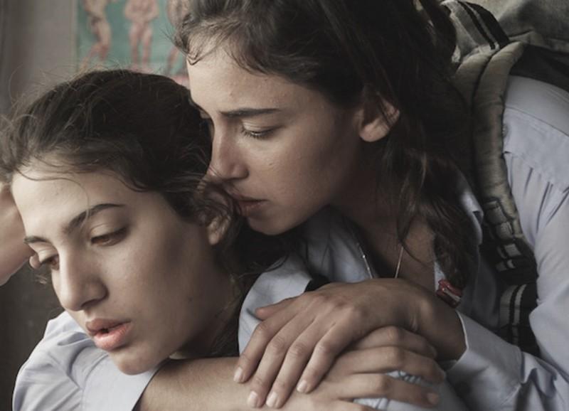 Moran Rosenblatt, Ziv Weiner nel film Lipstikka