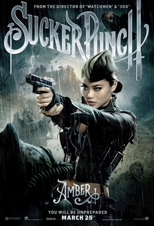 Nuovo Character Poster per Sucker Punch - Amber