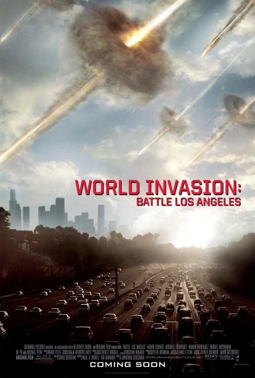 Nuovo poster per World Invasion: Battle Los Angeles